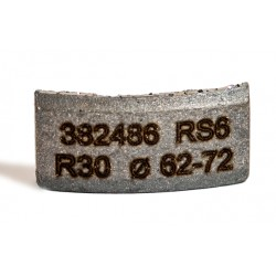 Segment Diamentowy do Regeneracji R 32 RS6 ( Ø 62-72)