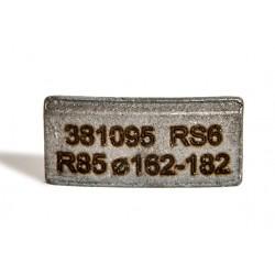 Segment Diamentowy do Regeneracji R 85 RS6  (Ø 162-182)