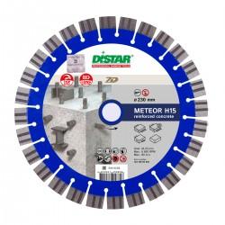 TARCZA DIAMENTOWA 1A1RSS/C3-W 230x2,6/1,6x15x22,23-28 Meteor H15