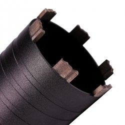 Wiertło Diamentowe Koronowe 82x300-6x1 1/4 UNC RS-TX Beton na Sucho