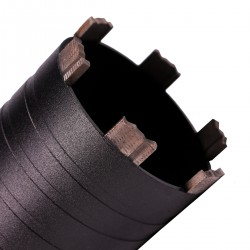 Wiertło Diamentowe Koronowe 122x300-9x1 1/4 UNC RS-TX Beton na Sucho